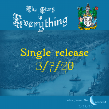 March 7 upcoming single from Tales from the Crescent,