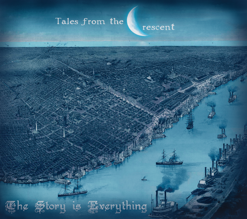 The Story Is Everything - Tales from the Crescent (2020) Album Cover